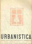 Urbanistica Cover n.1-2/1944