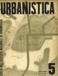 Urbanistica Cover n.5/1940