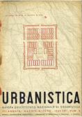 Urbanistica Cover n.3/1943