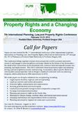 Planum Events: 07.2012 | PLPR 7th International Conference &lt;/br&gt; Property Rights and Planning in a Changing Economy