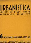 Urbanistica Cover n.6/1933