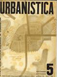Urbanistica Cover n.5/1937