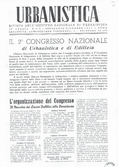 Urbanistica First Page n.5-6/1947
