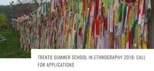 Planum Collection   Trento Ethnographic Summer School 2018