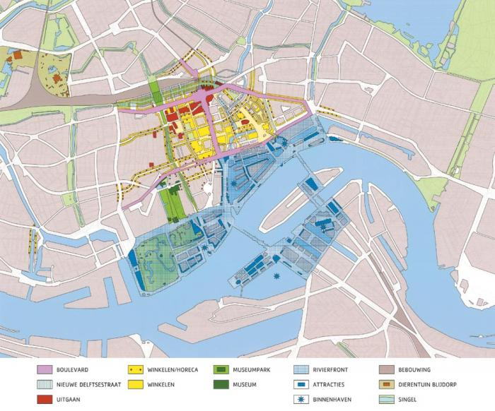 Global forces rotterdam centraal the netherlands planum the rotterdam general map gumiabroncs Gallery