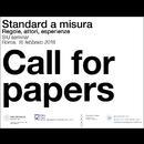 Planum News | SIU Seminar STANDARD A MISURA. Regole, Attori, Esperienze