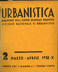 Urbanistica Cover n.2/1932