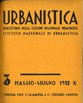 Urbanistica Cover n.3/1932