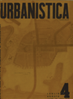 Urbanistica Cover n.4/1935