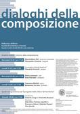 Dialoghi della composizione, Politecnico di Milano </br> Scuola di Architettura e Società, Maggio - Giugno 2010