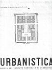 Urbanistica Cover n.5-6/1942