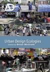 Urban Design Ecologies: AD Reader <br/> Cover, AD Reader, John Wiley & Sons ©