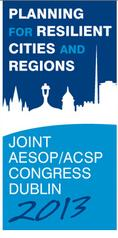 Planum Events 11.2012 &lt;/br&gt; AESOP/ACSP Congress Dublin