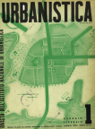 Urbanistica Cover n.1/1939