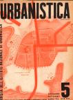 Urbanistica Cover n.5/1938