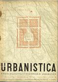 Urbanistica Cover n.2/1942