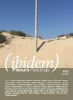 (ibidem)_Planum_Readings_no.10/2018_Cover