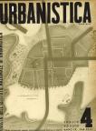 Urbanistica Cover n.4/1940