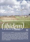 (ibidem) le letture di Planum. The Journal of Urbanism n.2/2014 © </br> Cover by N. Vazzoler