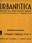Urbanistica Cover n.1/1932