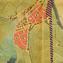 Planum Magazine   no. 42, vol. I/2020   Piano di ricostruzione di Marzabotto (Bologna), 1951 arch. Giorgio Giovannini [Progetto del] Piano di ricostruzione (scala 1:2000)