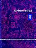 Urbanistica Cover 15-16