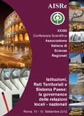 Planum Events 07.2012 </br> 33° Conferenza Scientifica Annuale AISRe, Roma 2012