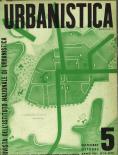 Urbanistica Cover n.5/1939