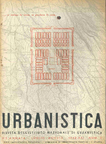 Urbanistica Cover n.4/1943