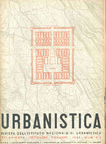 Urbanistica Cover n.5-6/1943
