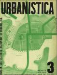 Urbanistica Cover n.3/1939