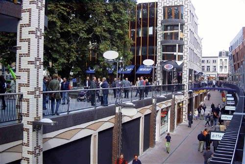 street life nijmegen the netherlands planum the journal of urbanism. Black Bedroom Furniture Sets. Home Design Ideas