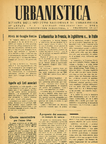 Urbanistica First Page n.1/1946