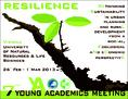 Planum News 09.2012 RESILIENCE Aesop YA <br/> Association of European Schools of Planning Young Academics <br/> CALL FOR ABSTRACTS