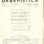 Urbanistica Indice n.2/1935
