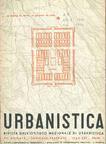 Urbanistica Cover n.1/1943