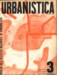 Urbanistica Cover n.3/1938
