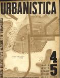 Urbanistica Cover n.4-5/1941