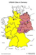 Urban Cities in Germany
