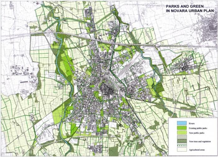 Global Forces Novara Italy Planum The journal of Urbanism