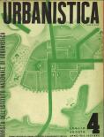 Urbanistica Cover n.4/1939