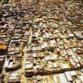 F. Chiodelli, São Paulo, The Challenge of the Favelas. A cidade informal no século 21. <br/> Heliópolis favelas (São Paulo), Source: Diniz dos Santos e França (2008), p.35