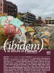 (ibidem) le letture di Planum. The Journal of Urbanism n.3/2014   Cover