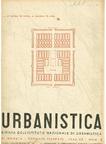 Urbanistica Cover n.1/1942