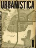 Urbanistica Cover n.1/1940