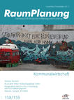 Raumplanung Cover no.158/159