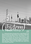 Issue (IBIDEM) no.12 | Planum Readings | Copertina