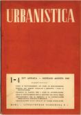 Urbanistica Cover n.1-4/1945