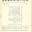 Urbanistica Indice n.1/1938