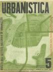Urbanistica Cover n.5/1934